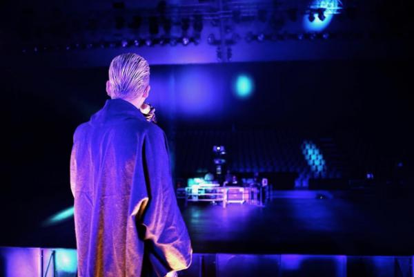 Chance Foreman Instagram le 19.01.2018 -En revenant sur la tournée 2015 de la Russie avec Tokio Hotel.