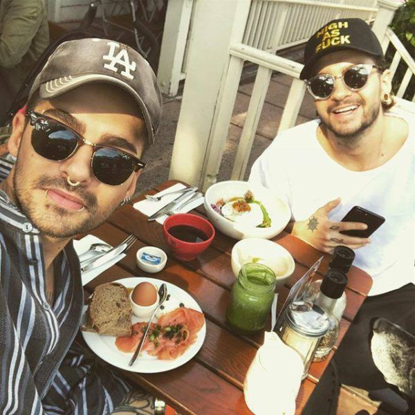 Instagram Bill Kaulitz