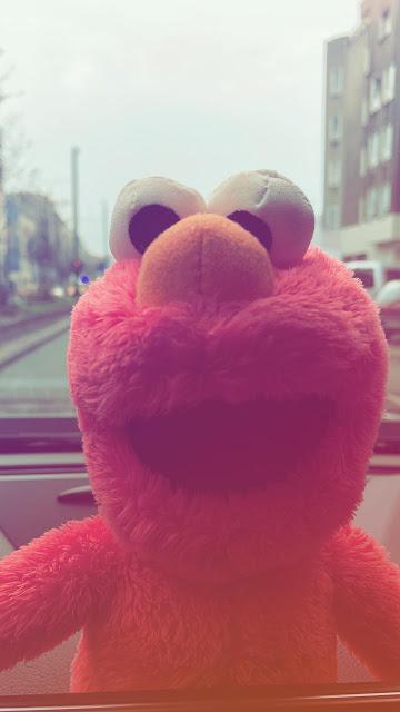 Gustav Instagram Story le 14.04.2018 - 🔴- Repas de répétition savoureux.😉