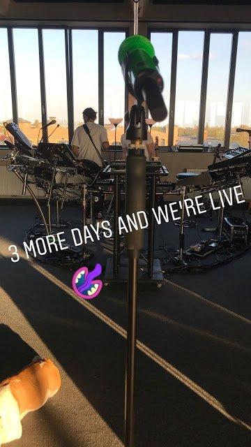 Bill Instagram Story le 17.04.2018 - ASSOIFFÉ ? - TOKIO HOTEL ✨