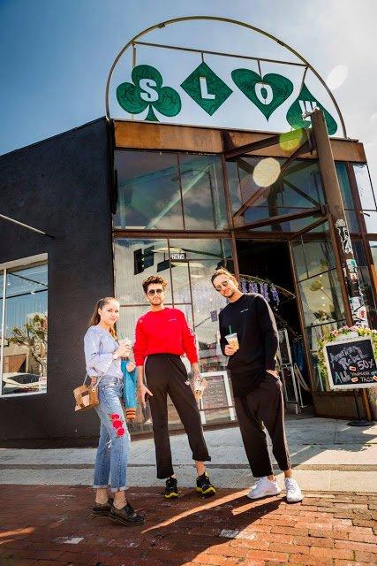 Jour de tournage avec Bill & Tom Kaulitz: Cadillac Europe Social Media le 01.032018 🚘🎥