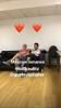 Georg Instagram Story le 27.04.2018-romance à Moscow ❤️❤️ @gustavschafer @billkaulitz