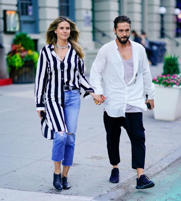 Tom & Heidi le 07.07.2018 - New York