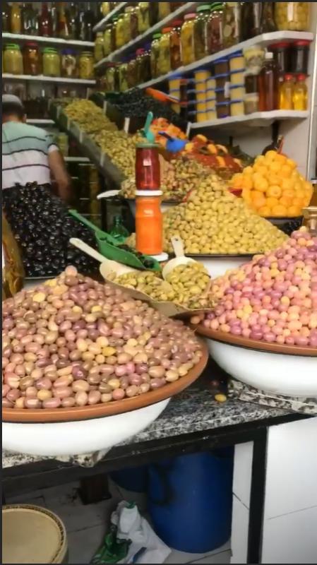 Bill Instagram Story le 11.07.2018-#marrakeching