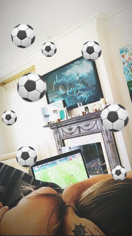 Heidi Instagram Story le 11.07.2018
