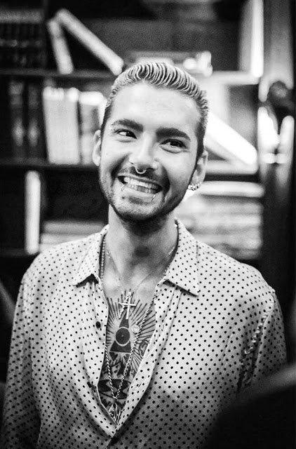 MenschundLicht Instagram  le 21.09.2018 - Bill Kaulitz, Berlin 2017.