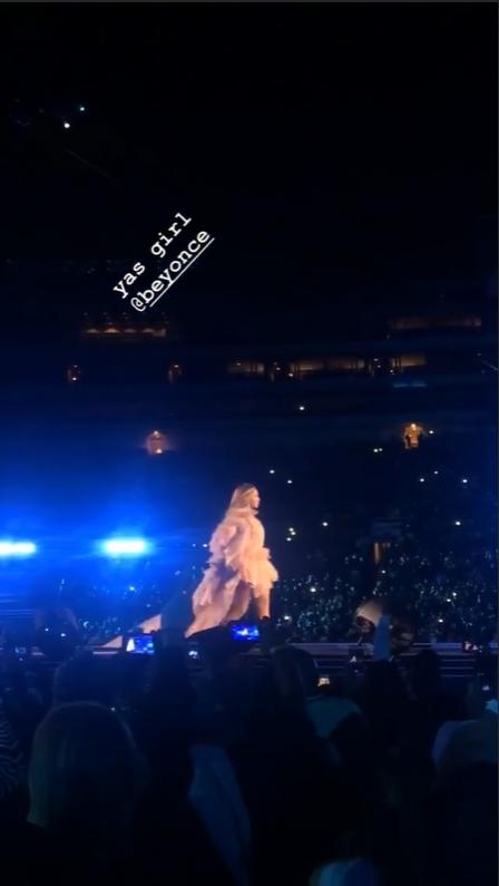 Bill Instagram Story le 22.09.2018