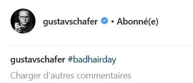 Instagram Gustav Schäfer