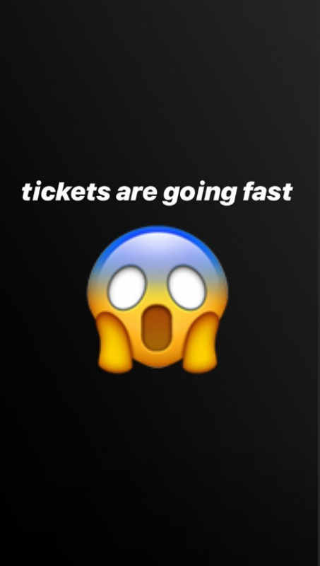 Tokio Hotel Instagram Story le 23.05.2019