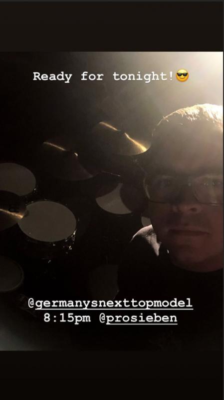 Gustav Instagram Story le 22 et 23.05.2019