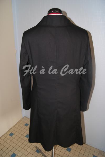Sur-chemise ou blouse améliorée
