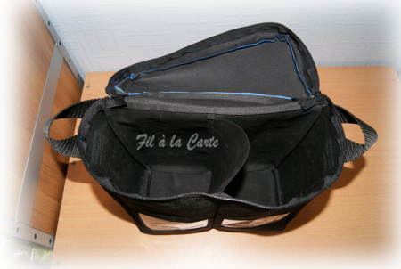 Sac à bandes / protections
