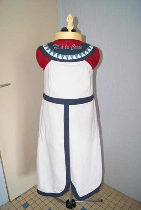 Costume Cléopâtre complet