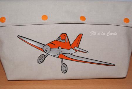 Trousse Planes