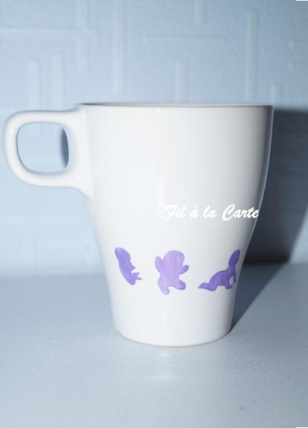 Cup bag simple