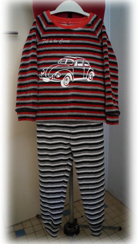 Pyjamas 4 ans