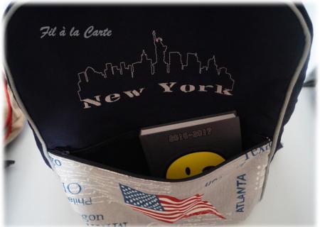 Sac à dos New York