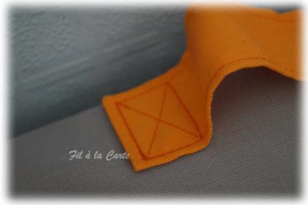 Cartable maternelle coloré