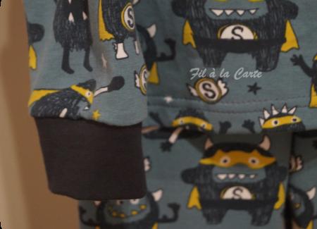 Pyjama 7 ans