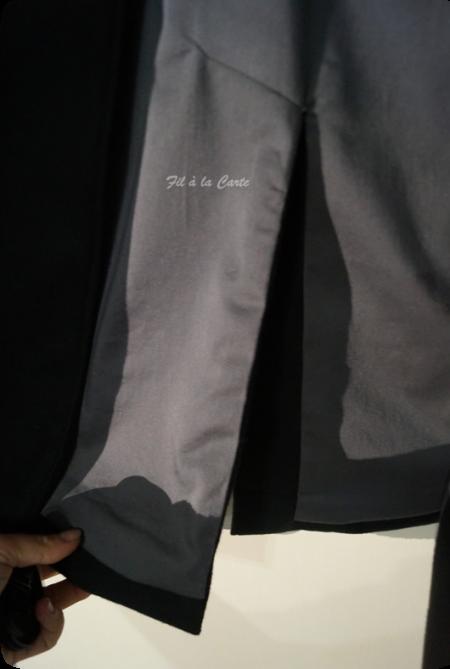 Manteau caban homme