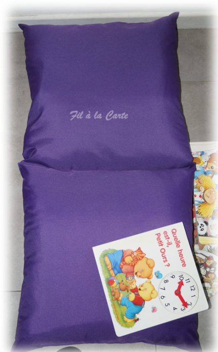 Coussin rapide