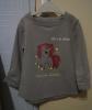 Tee shirt licorne 5 ans