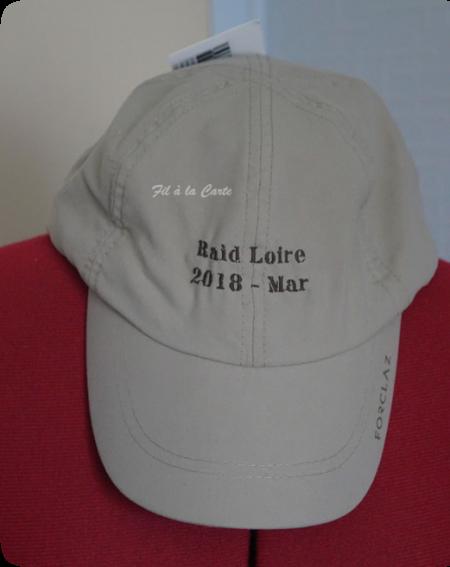 Broderie casquettes et chapeaux