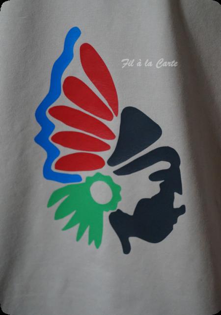 Tee shirt indien 9 ans