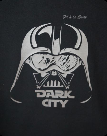 Tee shirt Dark 9 ans