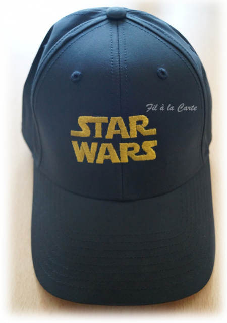 Casquette Star Wars Or