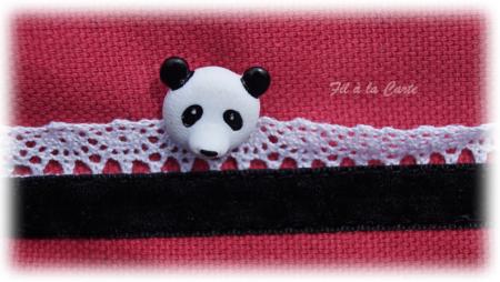 Trousses panda