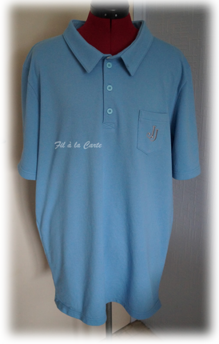 Polo chic homme