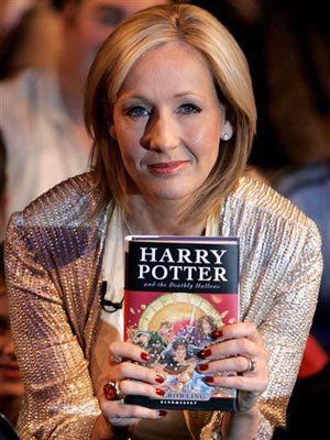 biographie de jk rowling la fondatrice de harry potter succs mondial - Joanne K Rowling Lebenslauf