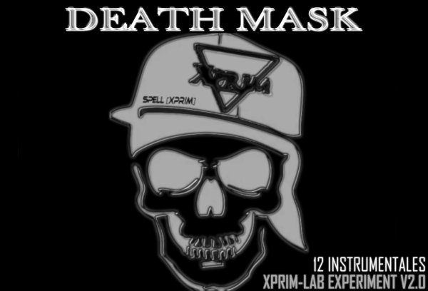 DEATH MASK - 14 BEATS EN ECOUTE SUR XPRIM-LAB