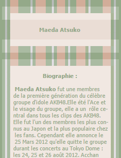 _SHUGO-CHARA-X_______• Actrice :  Maeda Atsuko • _________| CREATION || DECORATION | . . . . . . . . . . . . . . . . . . . . . . . . . . . . . . . . . . . . . . . . . . . . . . . . . . . . . . . . . . . . . . . . . . . . . . . . . .