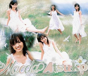 SHUGO-CHARA-X ACTRICE : MAEDA ATSUKO