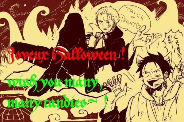 This is Halloween~