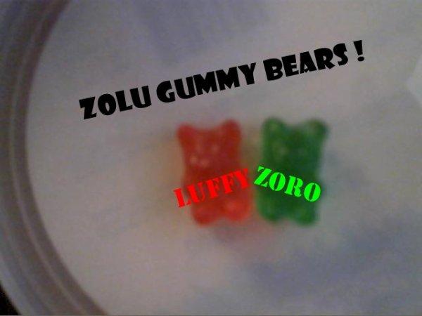 ZoLu gummmybears :D