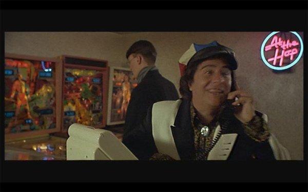 Je suis au bowling avec dame Ginette !