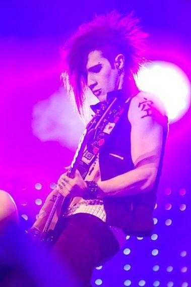 Yu Phoenix: Notre envoutant rockeur