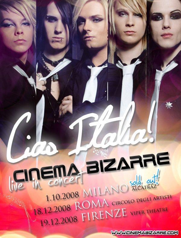 Cinema Bizarre Concerts 118