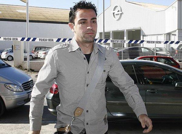 Mon joueur favori  Hernandez Creus Xavi