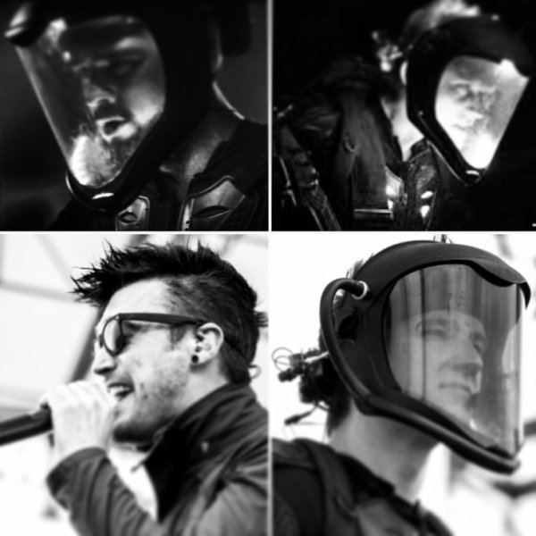 Voici les 4 membres actuels du groupe!