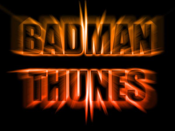 BADMAN THUNES V.20