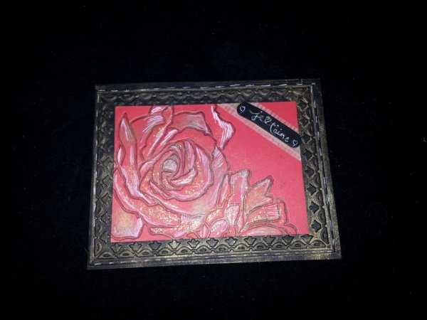 atelier de carte st valentin