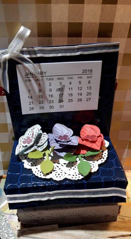 calendrier idee cadeau