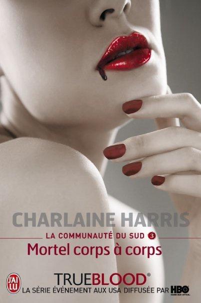 """Autre couverture pour le tome 3 de la communauté du sud, """"Mortel corps à corps"""""""