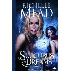 Suite des aventures de Georgina Kincaid... Succubus dreams, tome 3 de Richelle Mead