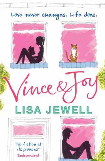 "Un roman... ""Vince & Joy"" de Lisa Jewell"