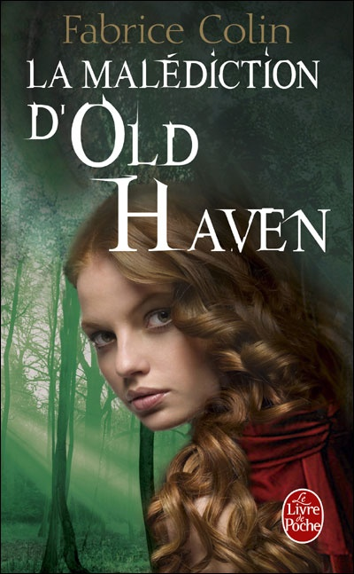 "Coup de coeur... ""La malédiction de Old Haven"" de Fabrice Colin."